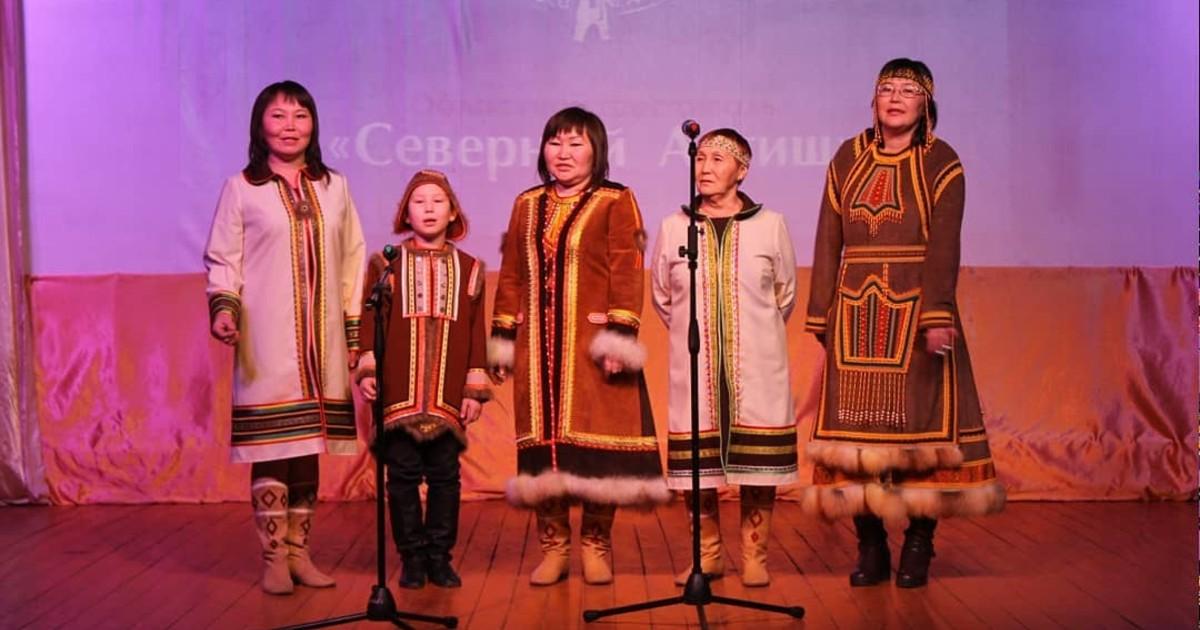 Эвенкийский Новый год отметят в Иркутске 25 мая