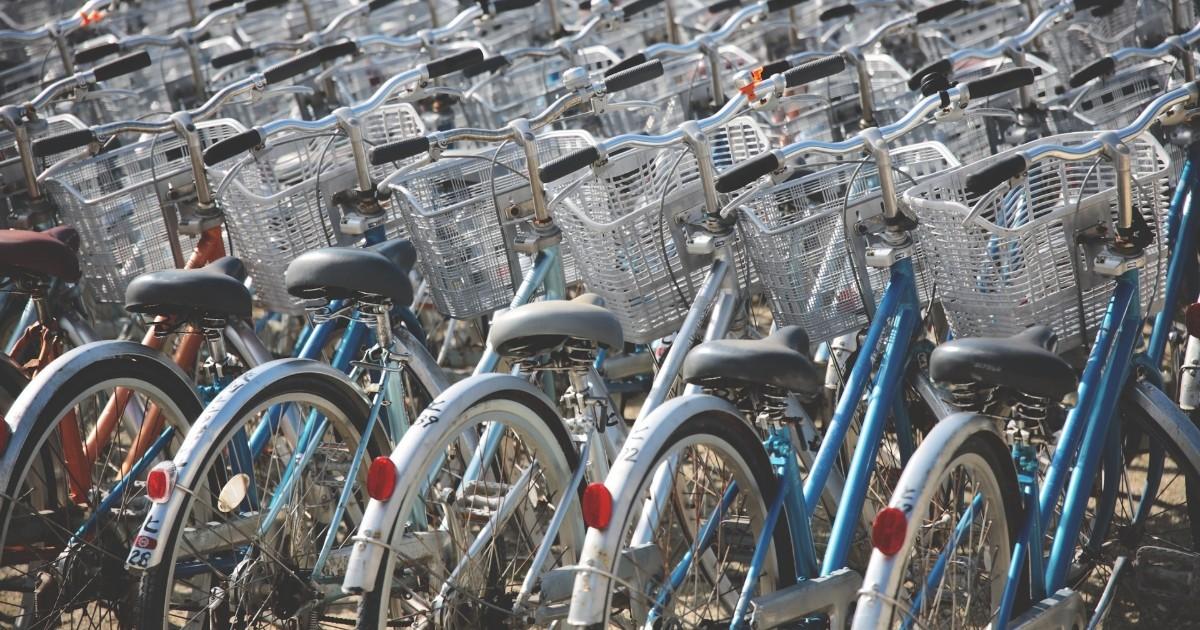 В Иркутске вырос спрос на велосипеды.
