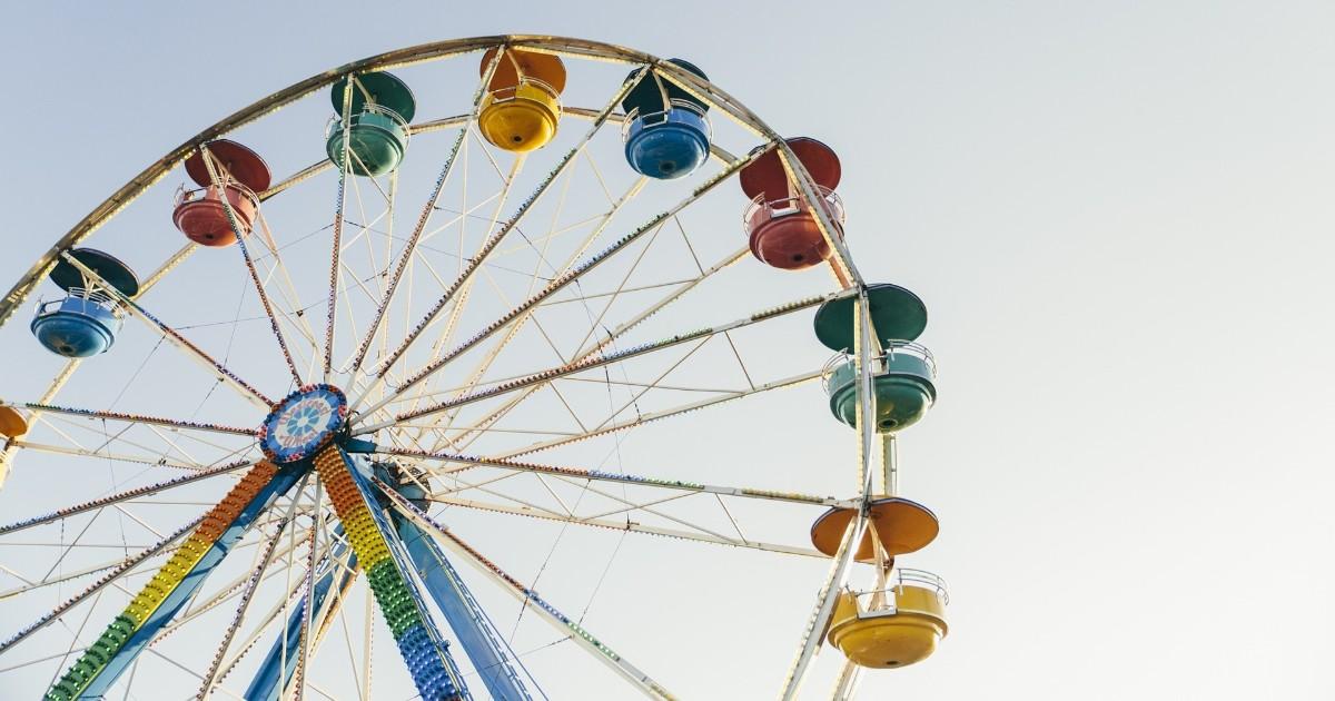 В Ангарске откроется колесо обозрения