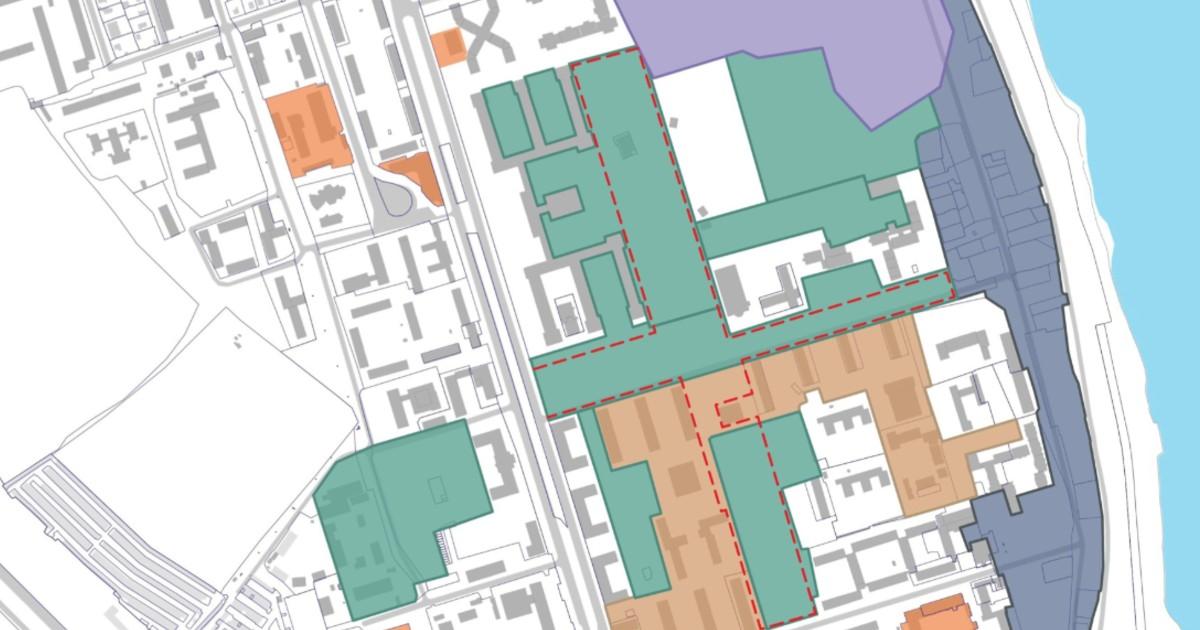 В ИРНИТУ представили концепцию развития Студгородка.