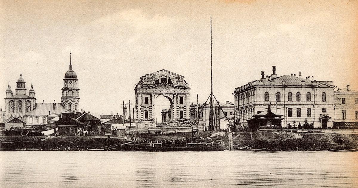 Порт семи морей. В чем историческое значение Иркутска