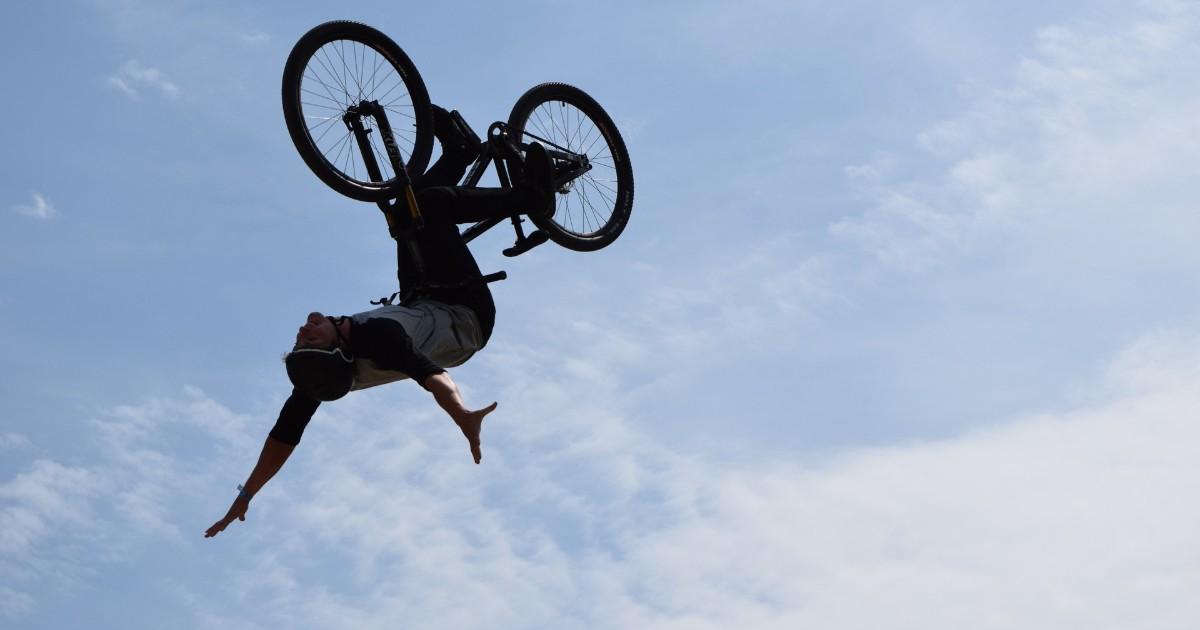 В Иркутске пройдут открытые соревнования по велофристайлу.