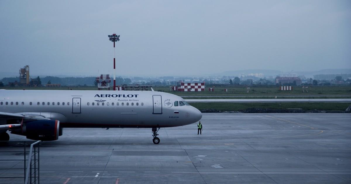 «Аэрофлот» хочет запустить рейс из Красноярска в Иркутск