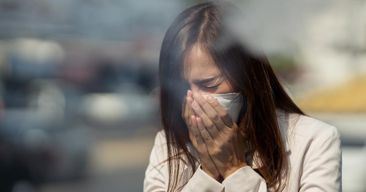 Маски не помогут: главный пульмонолог Иркутской области — отом, как защититься от смога - Верблюд в огне