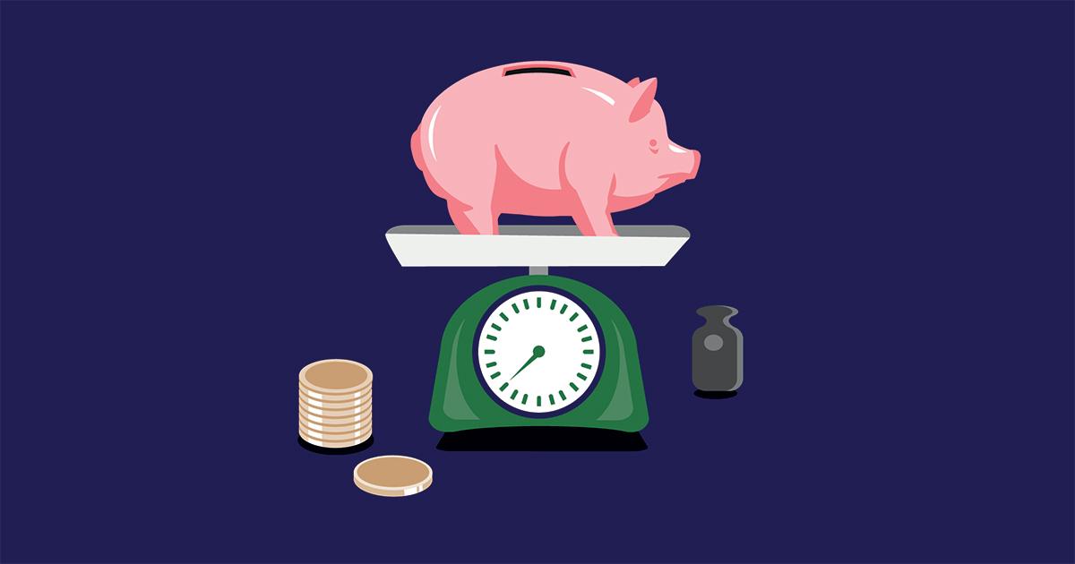 Как научиться откладывать даже при небольших доходах?