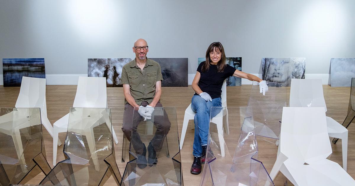 Американцы в Сибири: интервью с художниками-кураторами новой выставки в галерее Бронштейна