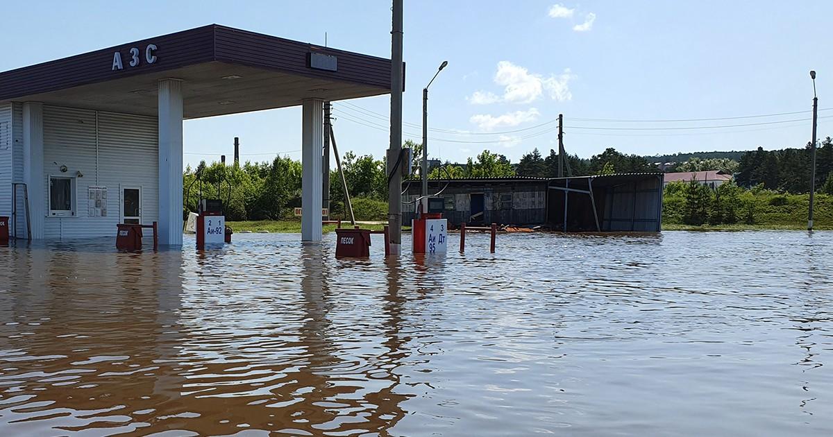 Главред «Восточно-Сибирской правды» обвинил главу пресс-службы Левченко в неуважении к пострадавшим от наводнения