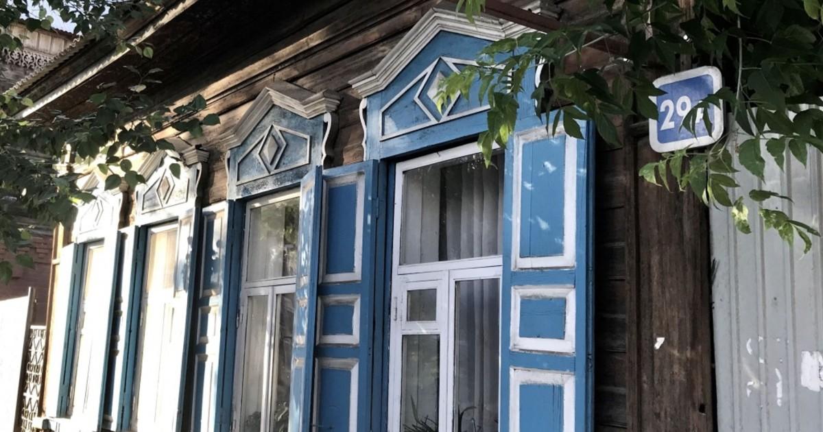 Девять домов в центре Иркутска стали памятниками истории и культуры