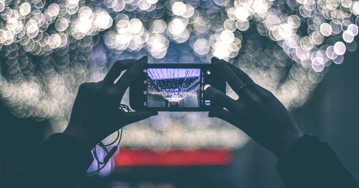 Иркутский фотограф расскажет, как делать качественные снимки на телефоне - Верблюд в огне