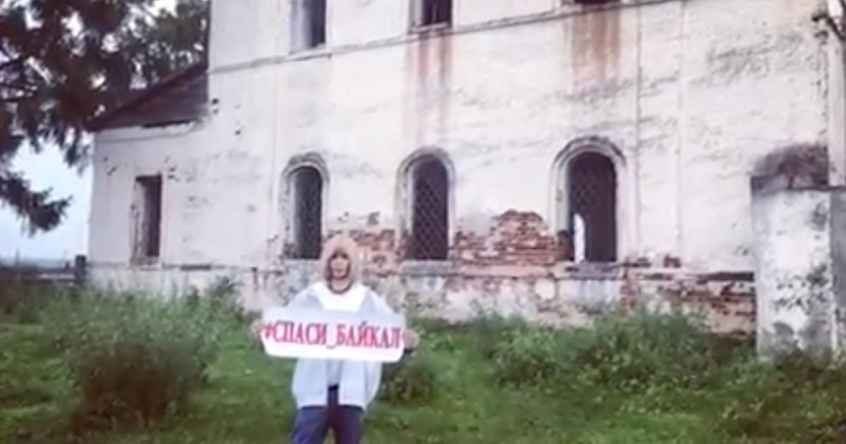Сергей Зверев попросил у подписчиков деньги на восстановление храма в деревне Гужиры