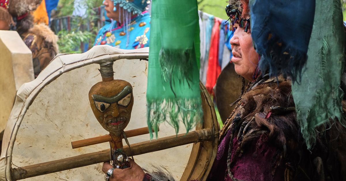 Одержимые духами: как древние сибирские народы хоронили шаманов