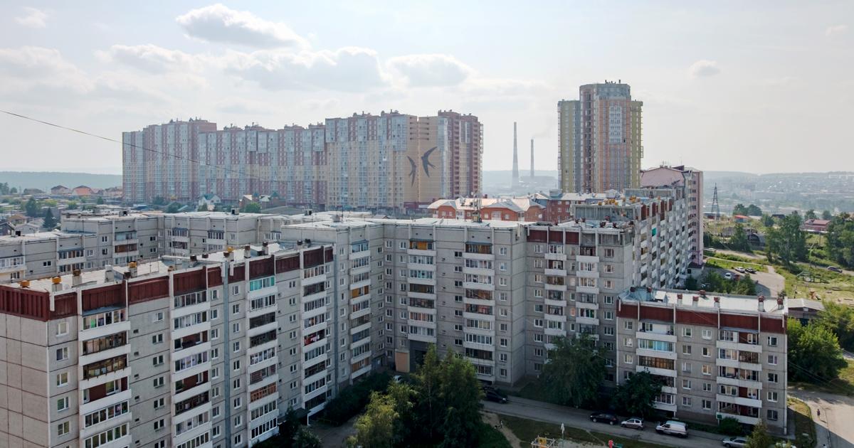 Выше только «Небо»: как Иркутск настигает всероссийская болезнь многоэтажек