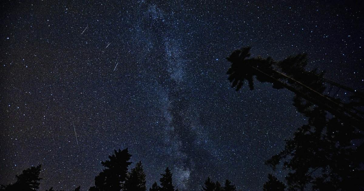 Иркутский планетарий проведет бесплатные наблюдения за метеорным потоком Персеиды - Верблюд в огне