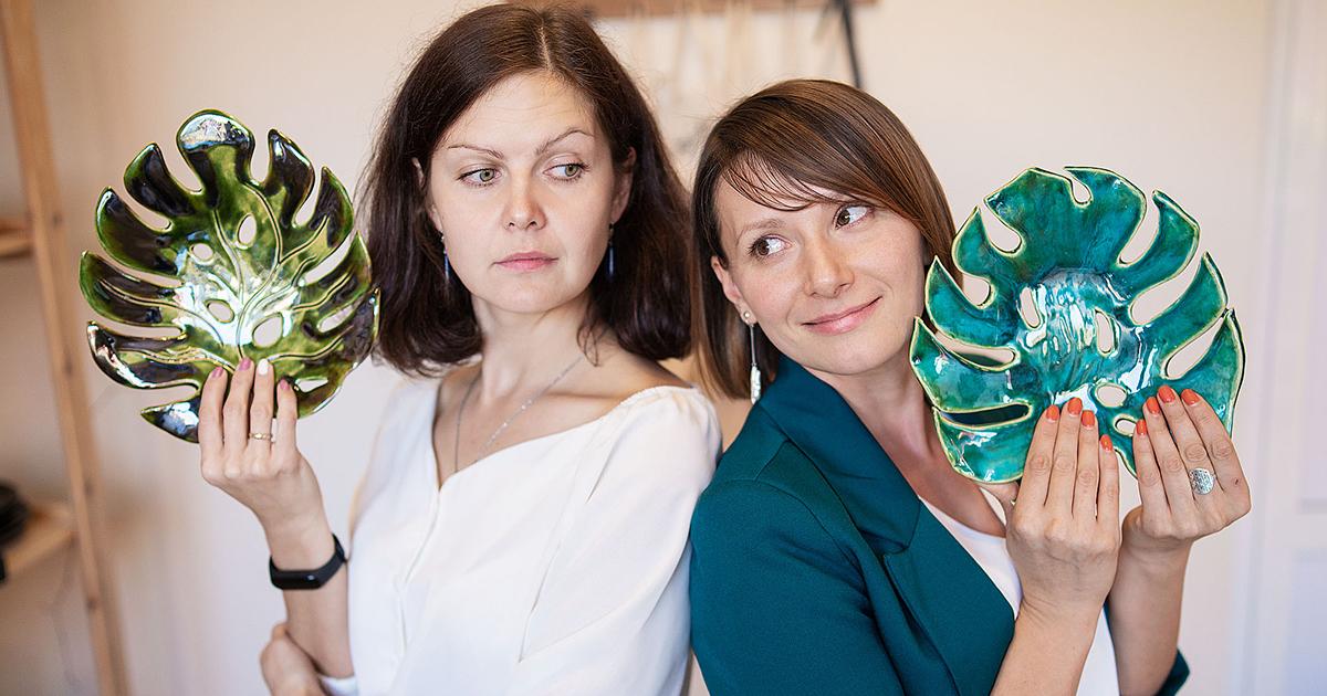 Как две подруги решились на авантюру и открыли гончарную школу вИркутске