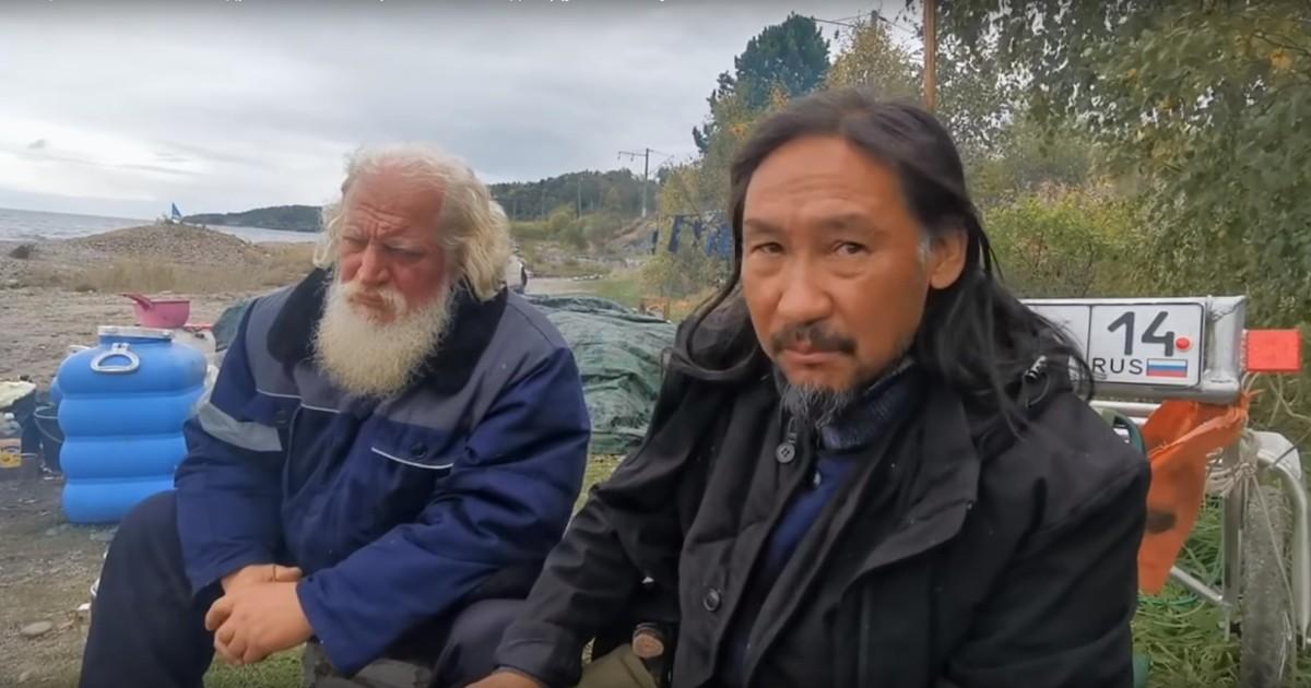 Якутского шамана, который шел «изгонять Путина», задержала полиция