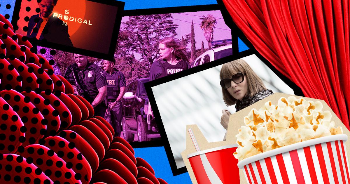 Что посмотреть в сентябре: премьеры фильмов и сериалов