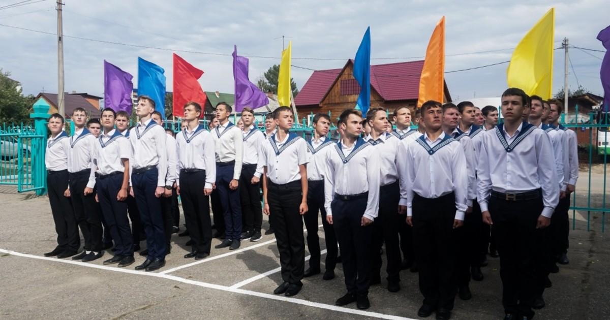 В Иркутске открылась школа навигации - Верблюд в огне