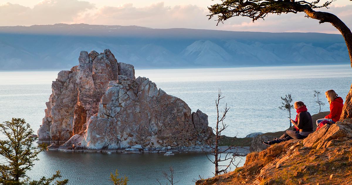 Ведущие передачи «Орел и решка» спрятали на Байкале $500. Выпуск выйдет в эфир 15 октября