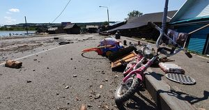 «Жизнь в утонувшем городе». Вышел репортаж о жизни в Тулуне после наводнения