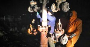 На территории «Усольехимпрома» произошла утечка химикатов.