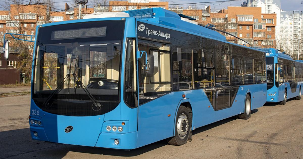 Власти Иркутска запустят троллейбусы через Академический мост до конца октября