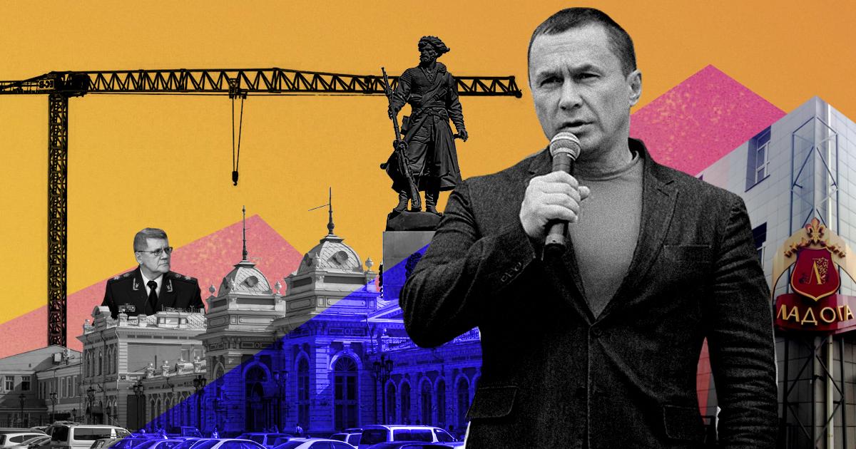 Четыре башни: откуда появился Дмитрий Бердников, кто за ним стоит икак он стал самым харизматичным российским мэром