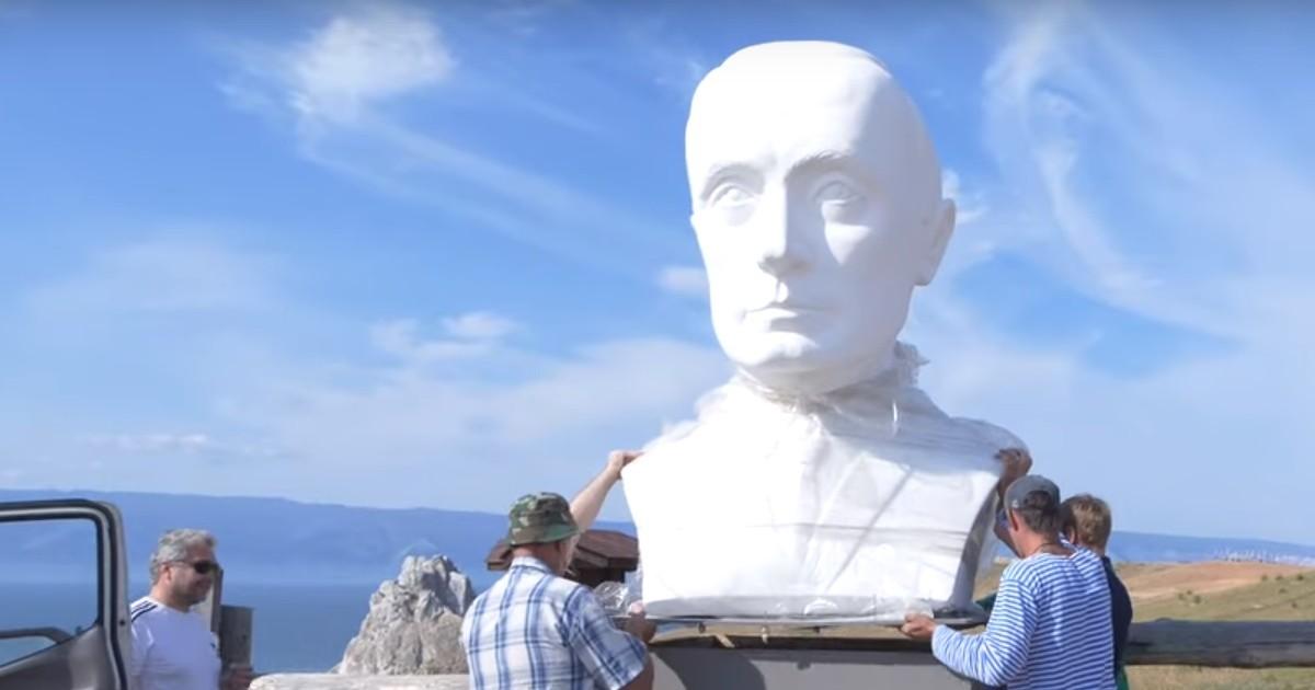 Опрос: россияне относятся к Путину с меньшей симпатией