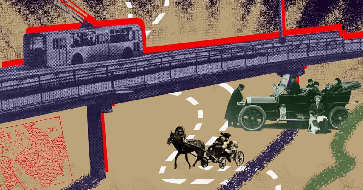 От конных экипажей дотроллейбусов: краткая история общественного транспорта вИркутске