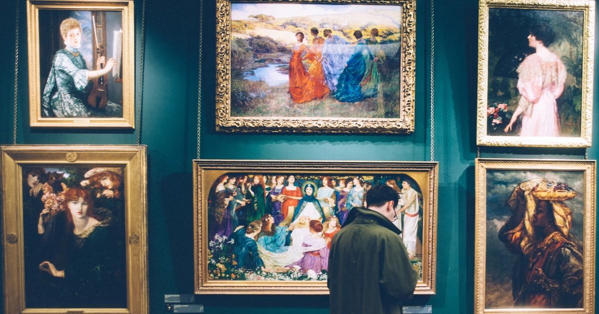 В Иркутске откроют первую в России выставку монгольского художника Заи Самбуу