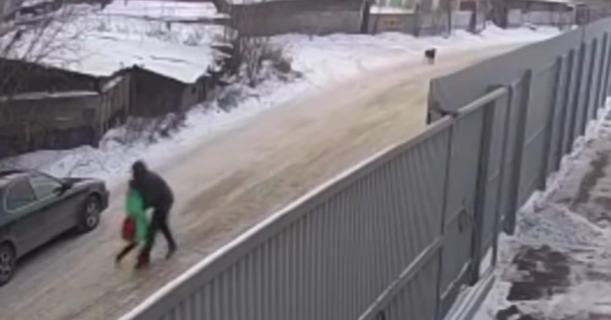Иркутский школьник помог полицейским поймать насильника, похитившего 9-летнюю девочку - Верблюд в огне