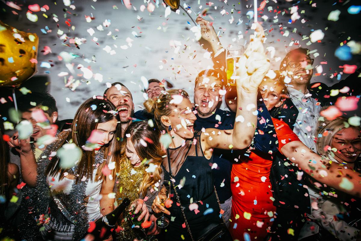 Картинка вечеринка новый год