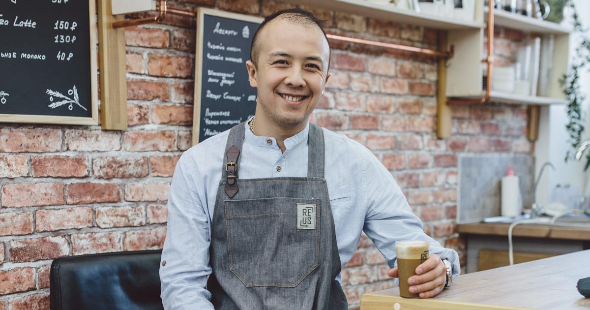 Reduce, REUS, Recycle: Алексей Ким об экологичном бизнесе в Иркутске