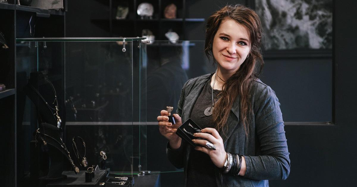 Дизайнер Кристина Скобина — об успехе своего бренда ювелирных украшений Sophia