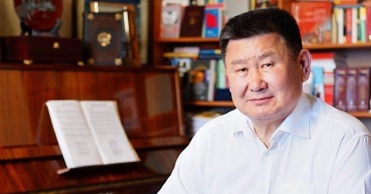 МВД подало в суд на сенатора от Иркутской области Мархаева. - Верблюд в огне