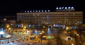 История гостиницы «Ангара»: от прорывного проекта — к казино, криминалу и пристроям - Верблюд в огне
