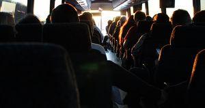 Иркутянка пожаловалась на проблемы с движением автобусов и оплатой в них. Что об этом говорит «Иркутскавтотранс»? - Верблюд в огне