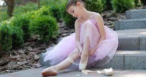В Иркутске начались собеседования для детей, которые хотят стать артистами балета. Через 7 лет они смогут преподавать - Верблюд в огне