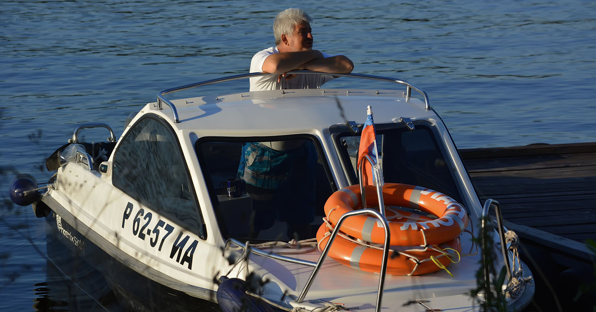 Навигацию на Ангаре откроют 1 марта. Инспекторы просят не выходить на воду пьяными и раньше конца ледохода.