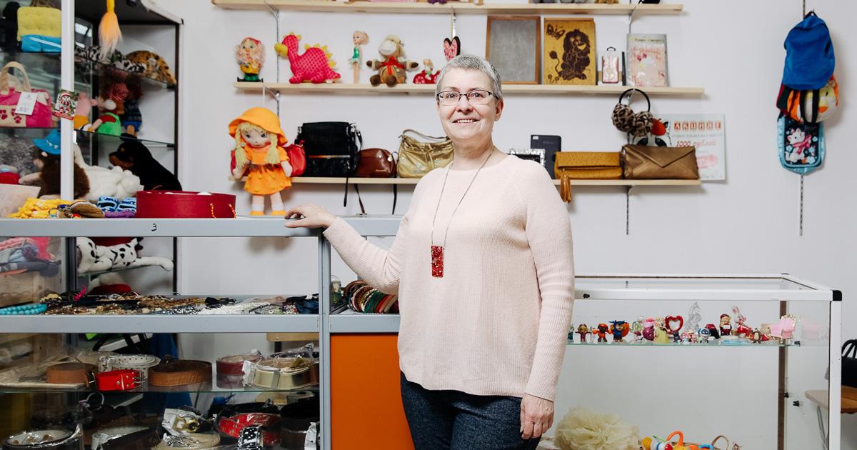 Не просто секонд-хенд: как работает в Иркутске благотворительный магазин «Вторник»