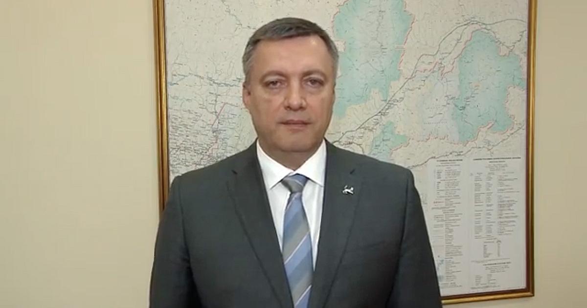 Игорь Кобзев: «С 30 марта Иркутская область находится на карантинных мероприятиях»