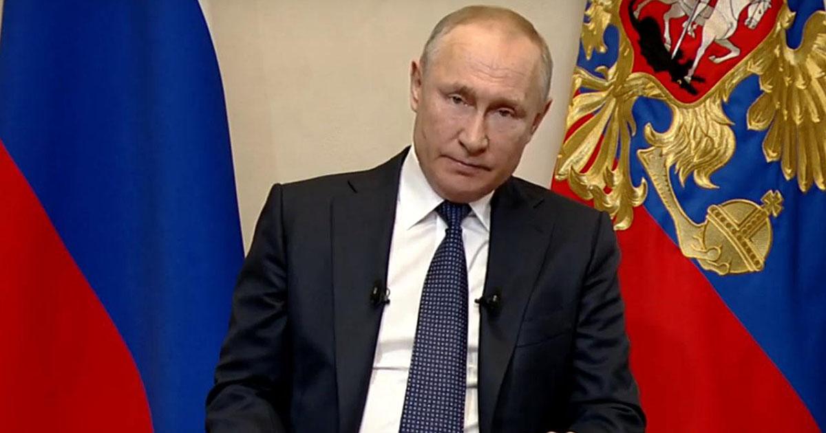 Путин: неделя с 28 марта по 5 апреля в России будет нерабочей. Что еще?