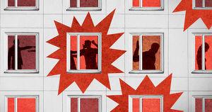 Режим самоизоляции или режим домашнего насилия? Что делать, если вас бьет партнер - Верблюд в огне