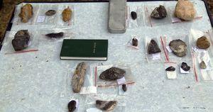 В Иркутской области археологи нашли лезвия и орудия для добычи огня