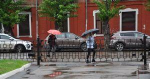 Град, грозы и ливни: в МЧС рассказали о погоде в Приангарье на выходных