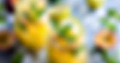 Семь рецептов освежающих лимонадов от кафе и баров Иркутска - Верблюд в огне