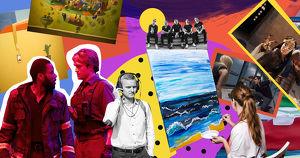 Планы на сентябрь: концерты «Би-2» и Saluki, «Довод» и «Мулан» в кино, спорт в парках и другой оффлайн