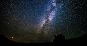 До конца августа в Приангарье можно увидеть метеорный поток Персеиды. Как это сделать? - Верблюд в огне