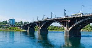 Ленин — мост! История, облик и нынешнее (печальное) состояние Глазковского моста