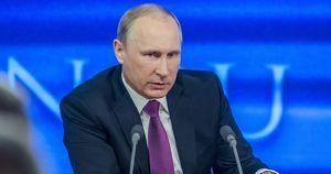 Год Байкала, помощь бизнесу и вырубка лесов. Итоги телемоста Путина с Приангарьем - Верблюд в огне