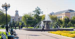 Почему сквер в центре Иркутска носит имя Кирова?